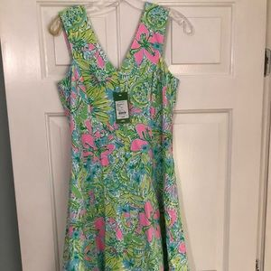 Lilly Pulitzer Dahlia dress, medium